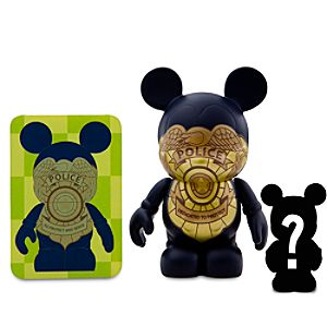 Vinylmation Occupations Series 3 Figure with Mystery Junior -- Police