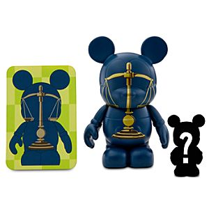 Vinylmation Occupations Series 3 Figure with Mystery Junior -- Lawyer