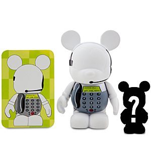 Vinylmation Occupations Series 3 Figure with Mystery Junior -- Assistant