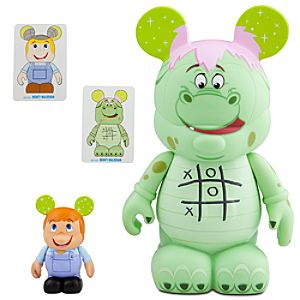 Vinylmation Animation 1 Series Figurea: Elliott and Pete -- 2-Pc. Set