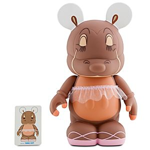 Vinylmation Animation 1 Series 9 Figure -- Hyacinth Hippo
