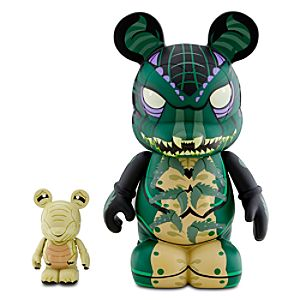 Vinylmation Park 6 Series 9 Figure -- Alien with 3 Skippy
