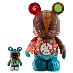 Vinylmation Park 6 Series 9 Figure -- Nautilus with 3 Diver