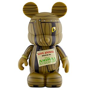 Vinylmation Park 6 Series 9 Figure -- Animal Kingdom Crate