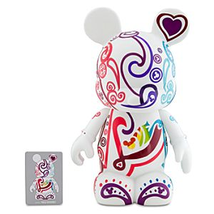 Vinylmation Urban 6 Series 9 Figure -- Love