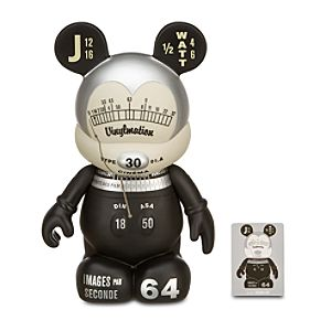 Vinylmation Urban 6 Series 9 Figure -- Electric Light