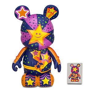 Vinylmation Urban 6 Series 9 Figure -- Star Bright