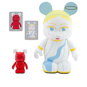 Vinylmation Urban 6 Series 9 Figure -- Angel with 3 Devil