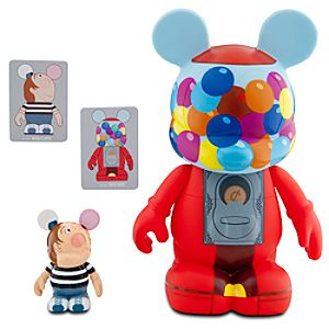 Vinylmation Urban 6 Series 9 Figure -- Gumball Machine with 3 Kid