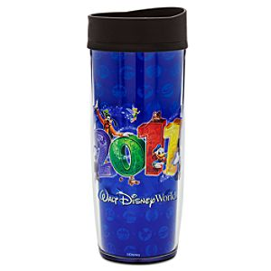 2011 Walt Disney World Resort Travel Mug