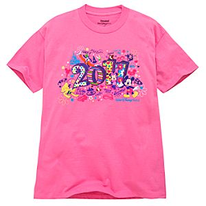 2011 Walt Disney World Resort Tee for Toddler Girls
