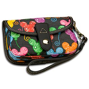 Balloon Mickey Mouse Wristlet Bag by Dooney & Bourke