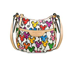Balloon Mickey Mouse Mini Margot Crossbody Bag by Dooney & Bourke