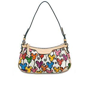 Balloon Mickey Mouse Patty Pouchette Bag by Dooney & Bourke