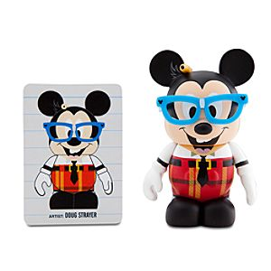 Vinylmation Nerds Series 3 Figure: Mickey Mouse