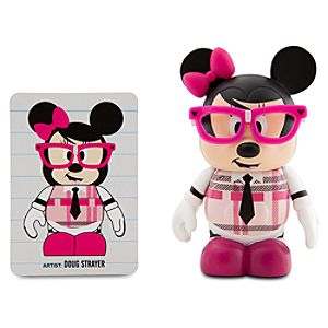 Vinylmation Nerds Series 3 Figure: Minnie Mouse