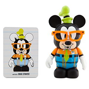 Vinylmation Nerds Series 3 Figure: Goofy