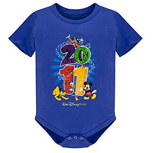 2011 Walt Disney World Bodysuit for Babies