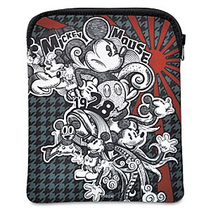 Urban Gear Houndstooth Mickey Mouse iPad Sleeve