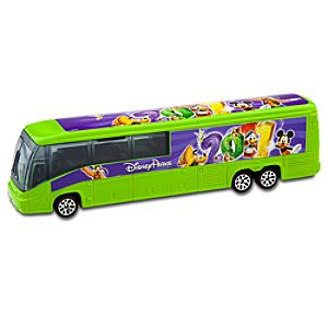 2011 Disney Parks Die Cast Bus