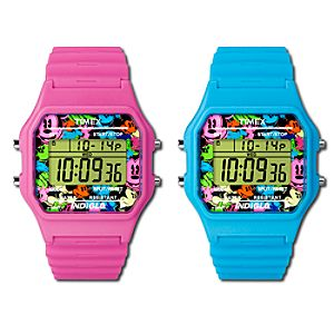 Digital Timex Mickey Mouse Watch