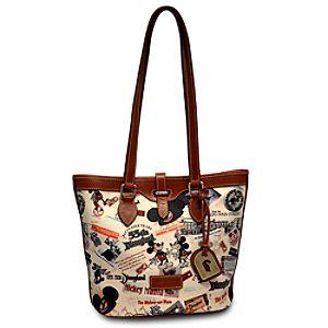 Disneyland 55th Anniversary Bucket Bag by Dooney & Bourke