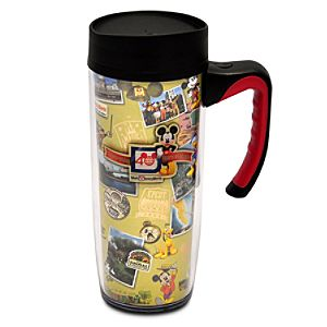 Magic Kingdom 40th Anniversary Travel Mug