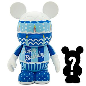 Vinylmation Celebrations Series 3 Figure with Mystery Junior -- Happy Birthday