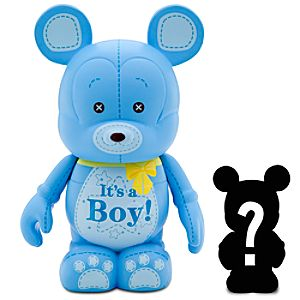 Vinylmation Celebrations Series 3 Figure with Mystery Junior -- Its A Boy