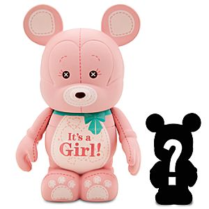 Vinylmation Celebrations Series 3 Figure with Mystery Junior -- Its A Girl