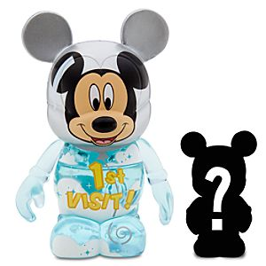 Vinylmation Celebrations Series 3 Figure With Mystery Junior -- My First Visit
