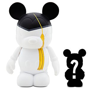 Vinylmation Celebrations Series 3 Figure with Mystery Junior -- Graduation