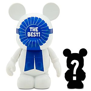 Vinylmation Celebrations Series 3 Figure with Mystery Junior -- Blue Ribbon