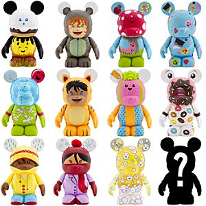 Vinylmation Cutesters Too Series Figure -- 3 H