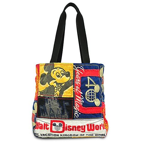 40th Anniversary Walt Disney World Tote Bag