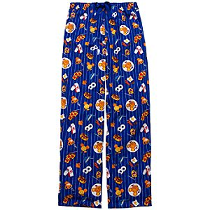 Breakfast Mickey Mouse Lounge Pants for Men