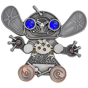 Mechanical Stitch Pin