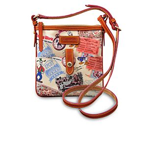 Walt Disney World 40th Anniversary Crossbody Bag by Dooney & Bourke