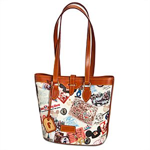 Walt Disney World 40th Anniversary Bucket Bag by Dooney & Bourke