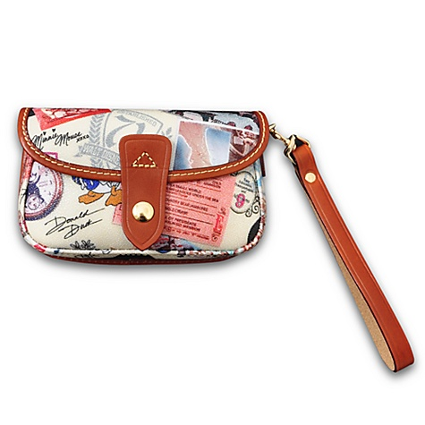 Walt Disney World 40th Anniversary Wristlet Bag by Dooney & Bourke
