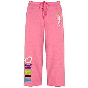 Tinker Bell Capri Pants for Women