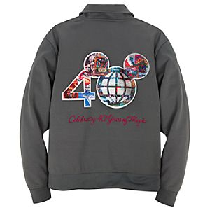 Magic Kingdom 40th Anniversary Track Jacket for Men