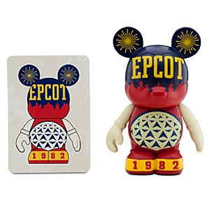 Vinylmation Walt Disney World 40th Anniversary Series 3 Figure -- Epcot