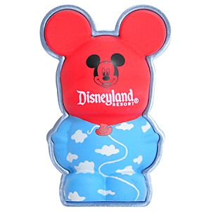 3-D Vinylmation Pin -- Disneyland Mickey Mouse Balloon