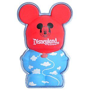 3-D Vinylmation Pin -- Disneyland Mickey Mouse Balloon