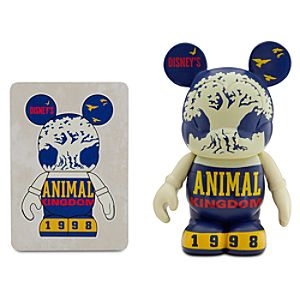 Vinylmation Walt Disney World 40th Anniversary Series 3 Figure -- Disneys Animal Kingdom
