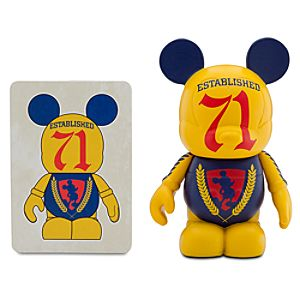 Vinylmation Walt Disney World 40th Anniversary Series 3 Figure -- Established 1971