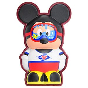 3-D Vinylmation Pin -- Diving Mask