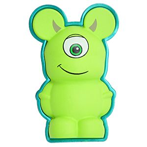 3-D Vinylmation Pin -- Mike Wazowski