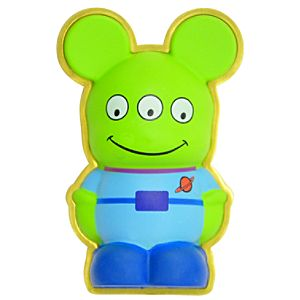 3-D Vinylmation Pin -- Toy Story Space Alien